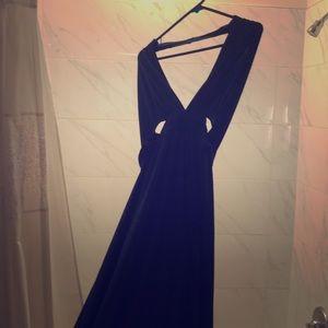 Navy blue MODA Dress